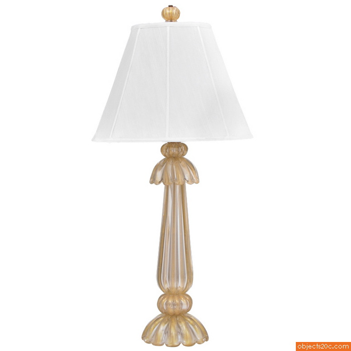 Large Barovier & Toso Lamp