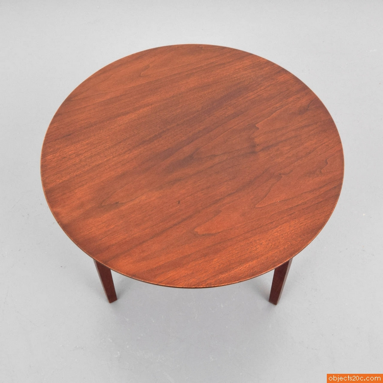 Lewis butler end table for knoll associates inc sold for Knoll associates