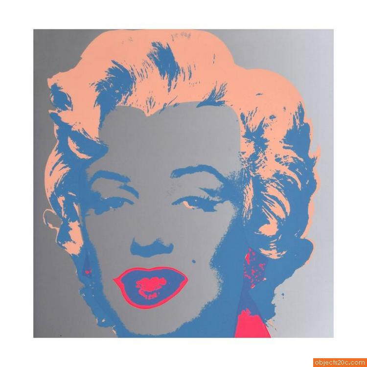 Andy Warhol Marilyn1231