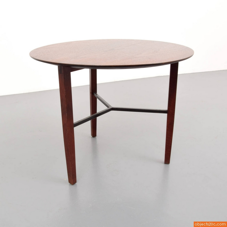 Lewis Butler End Table For Knoll Associates Inc Sold