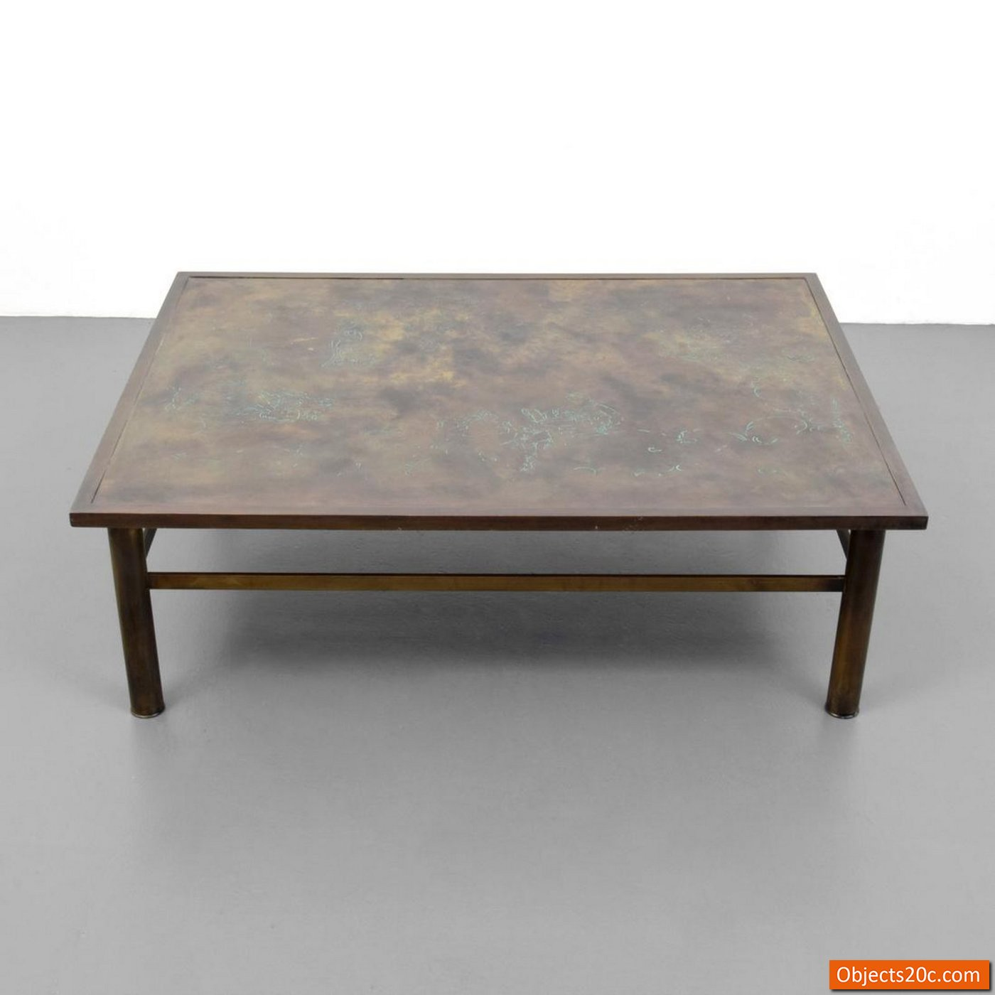 Philip And Kelvin LaVerne Muses Coffee Table
